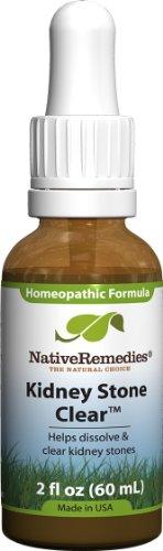 Native Remedies Kidney Stone Clear, 2 Fl Oz