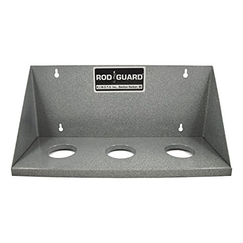 Storage Rack For 36'' Welding Electrode Rod Guard Holder Storage Canister by Rod Guard