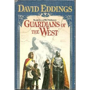 book cover of Guardians of the West