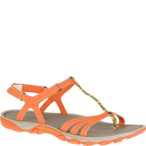 c6dc6f815356 How Long to Read Merrell Women s Enoki Twist Strappy Sandal