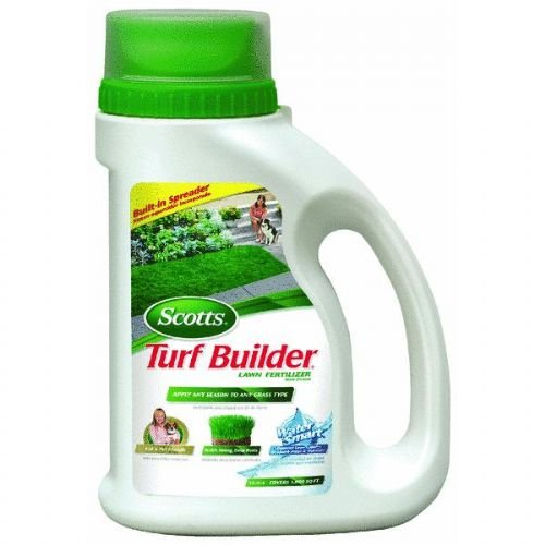 SCOTTS COMPANY 22201 1m All-In-1 Turf Builder Fertilizer Review