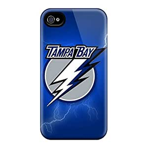 New Snap-on Skin Cases Covers Compatible With Iphone 6- Tampa Bay Lightning