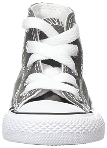 All Grigio Star Top charcoal Converse Scarpe Per Bambini Toddler Chuck Taylor High wHnvxqTUE