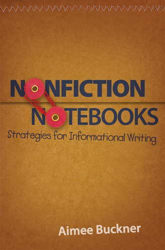 Download Nonfiction Notebooks: Strategies for Informational Writing Pdf