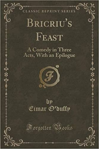 Image result for Eimar O'Duffy, Bricriu's Feast: