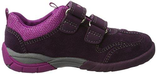 Mädchen eggplant Sneaker Superfit Sport3 KOMBI Violett pUqwPzd