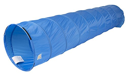 (Pacific Play Tents Kids Find Me Giant 9-Foot Crawl Tunnel for Indoor / Outdoor Fun)