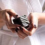 Osmia Black Clay Facial Soap - Black Australian