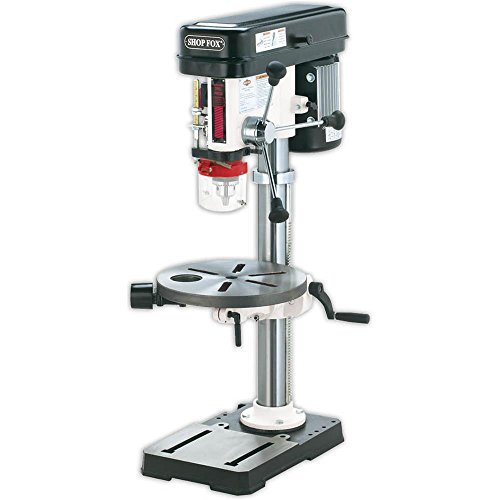 - Shop Fox W1668 3/4 HP Bench-Top Oscillating Drill Press