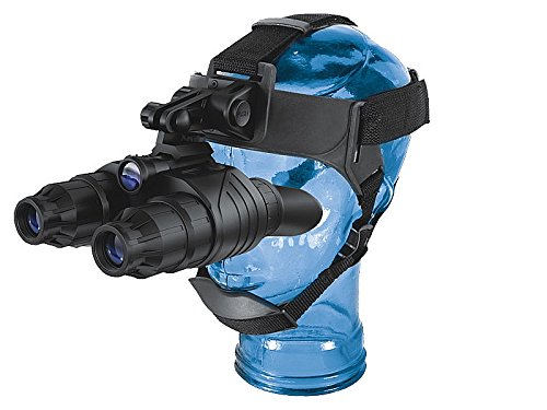 Pulsar Edge Night Vision Goggles One Size Black by Pulsar