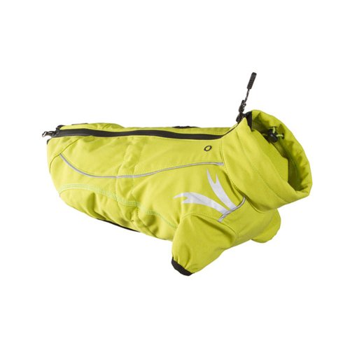 Hurtta Collection Frost Jacket for Pets, 10-Inch, Birch by Hurtta
