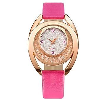 HZBIOK Reloj Mujer 2019 Nuevo Reloj De La Mujer Rhinestone ...
