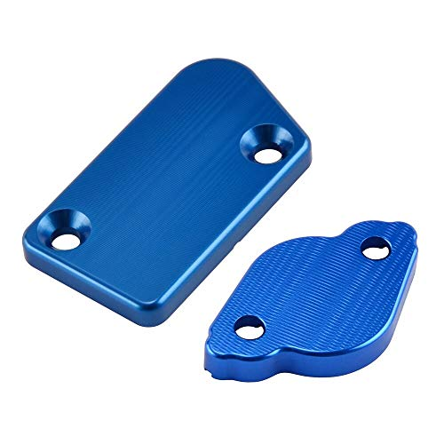 CQQS STORE - Covers & Ornamental - Front & Rear Brake Master Cylinder Cover Reservoir Cap for YZ125 YZ125G YZ250 YZ250F YZ250FX YZ450F YZ450FX 1 PCs