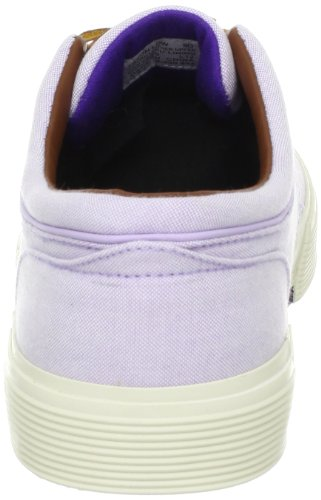 Polo Ralph Lauren Men's Faxon Low Sneaker, Purple/Purple, 8.5 D US