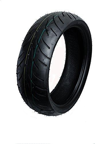 Max Motosports Rear Motorcycle Tire 180/55-17 180 55 17 for Yamaha YFZ R6 Honda CBR GSXR CBR Kawasaki Ninja