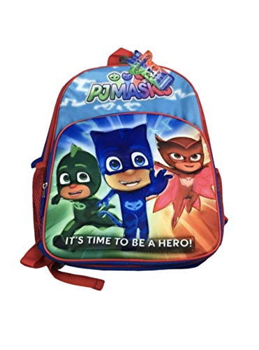 Price comparison product image Disney Junior PJ Masks Owlette,  Gekko and Catboy Its Time To Be A Hero! 14 Ba...