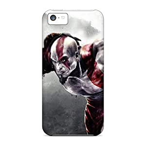 Iphone 5c Hard Back With Bumper Cases Covers Kratos