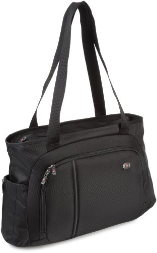Tote Victorinox (Victorinox Luggage Werks Traveler 4.0 Wt Shopping Tote Bag, Black, One Size)