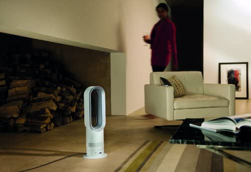 Dyson Hot AM 04 - Calefactor (2000 W), color blanco/plateado ...