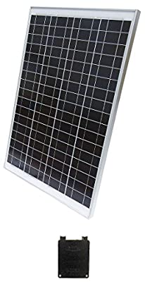 Solartech Power - SPM080P-WP-F - 72-Cell Poly-crystalline Solar Panel, 34.0VDC, 2.36A