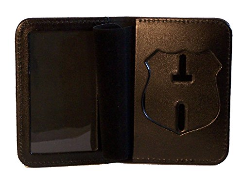 Perfect Fit Badge and ID Case for NY City Patrol Officer (Cutout PF145)
