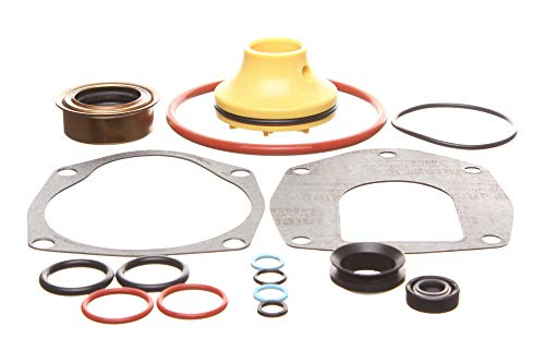 Lower Gear Case Seal - Replacement Kits Brand fits Lower Gearcase Seal Kit for Mercruiser Alpha One(Gen II Only) Replaces 26-816575A3 & 18-2646-1