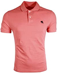 Mens Modern Fit Pique Polo Shirt