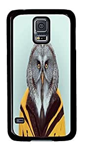 Best Samsung Galaxy S5 Case Cover Custom Phone Shell Skin For Samsung Galaxy S5 With Devil with a human face Kimberly Kurzendoerfer