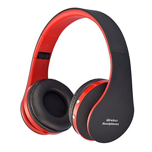 Headphones FORTULY Microphone Lightweight Adjustable