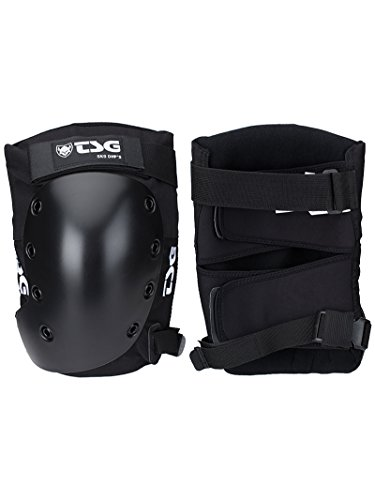 (TSG - Kneepad Sk8 DHP'S Pads for Skateboard (black, S))