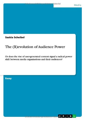 The (R)evolution of Audience Power pdf epub