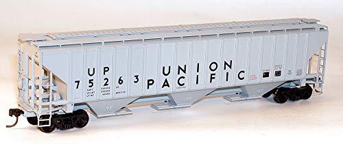 - HO KIT PS-4750 3-Bay Covered Hopper, UP