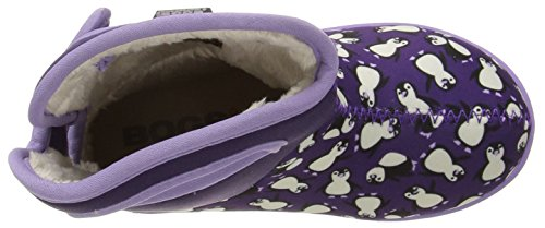 Classic Bogs Grape Baby Winter Snow Multi Boot Penguins Hxqgpqwz