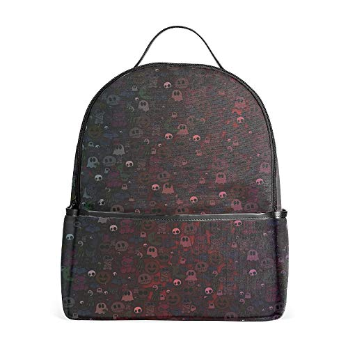 Halloween Monsters Casual Backpack Bag, Fashion Lightweight Backpacks for Teen Young Girls for $<!--$35.51-->
