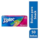 Ziploc Ziploc Snack 50 Bolsas, Pack of 1