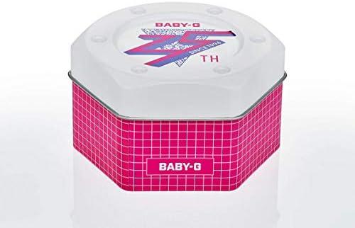 G-Shock by Casio Women's Baby-G BGD-525-7 Watch White