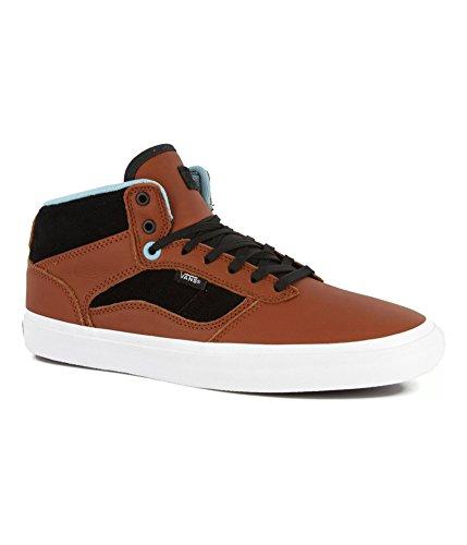 Furgonetas para hombre de las zapatillas de deporte Bedford Ls brownblack
