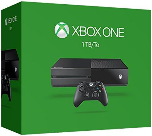 Microsoft Xbox One 1TB 1000GB Wifi Negro - Videoconsolas (Xbox One, Negro, 8192 MB, DDR3, AMD Jaguar, AMD Radeon): Amazon.es: Videojuegos
