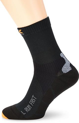X Adulte Fast Respirantes socks Run Noir wqwzURC