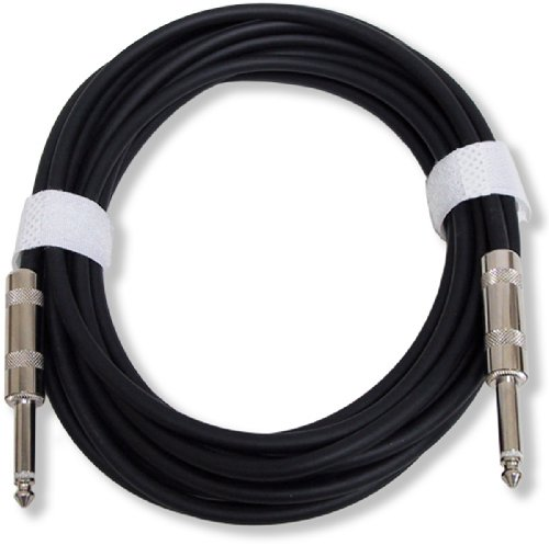 GLS Audio 20ft Guitar Instrument Cable - 1/4