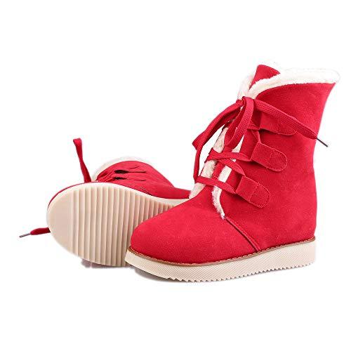 4f9f89ebabd89a Bottes taille Kaiki 35 Martin chaussures D'hiver Pour Et Courtes Lacets  Snow À Boots Hiver ...