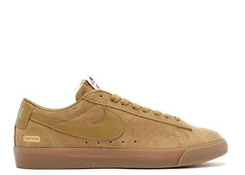 Dorado golden Qs Beige Skateboard Uomo Gt Nike golden Beige gum Brown Low Da Scarpe Med Blazer wUn4zq8