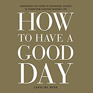 How to Have a Good Day Hörbuch