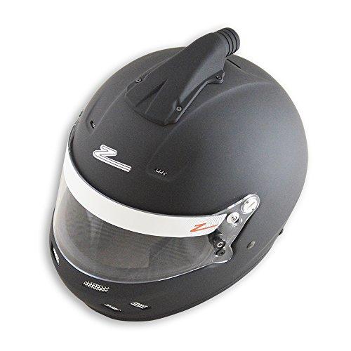 RZ-58 TOP AIR Matte Black SNELL SA2015 Helmet