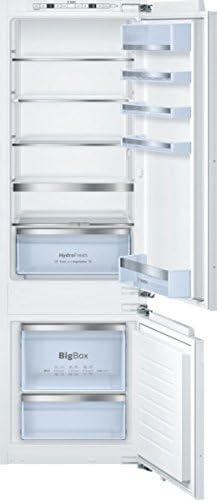 Bosch KIS87AF30 Built-in White 209L 61L A++ nevera y congelador ...