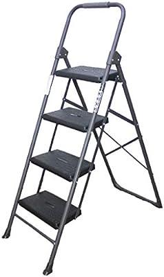 Casa Escalera de la barandilla, escalera de tres pasos de la escalera de la escalera de cuatro escaleras de la escalera de cuatro escaleras de la escalera de la escalera del metal