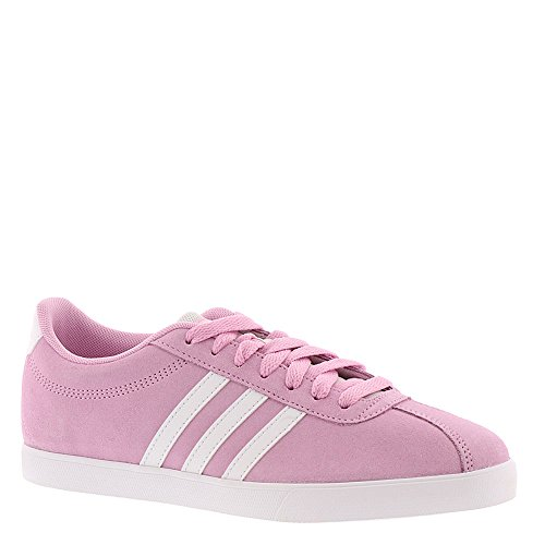 Adidas NEO Women's Courtset W, Fropnk/White/White, 8 M US