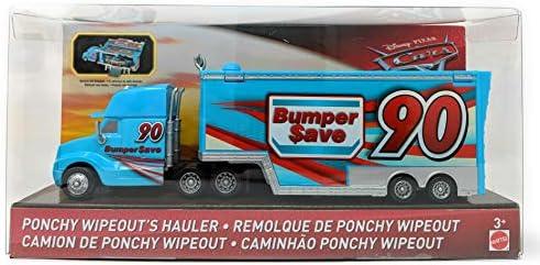 DISNEY PIXAR CARS 3 PONCHY WIPEOUT HAULER