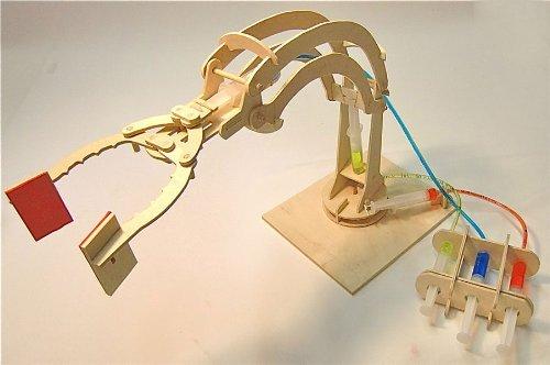 Pathfinders Robotic arm]()