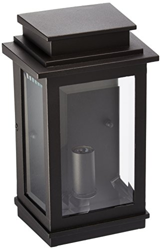 Artcraft Lighting Fremont Outdoor Wall Pocket Sconce, Black - Artcraft Lighting